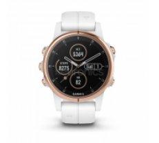 Multisporta GPS pulkstenis FENIX 5S Plus Sapphire, Garmin (010-01987-07)