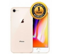 Apple Iphone 8 256gb GOLD Ir uz vietas (IPHONE8/GOLD256GBRE)