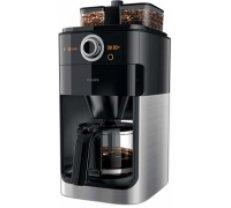 PHILIPS Grind&Brew Kafijas automāts, 1000W (melns) - HD7769/00 (HD7769/00)