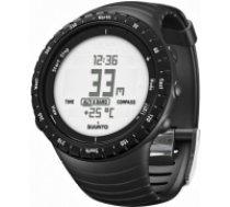 SUUNTO CORE REGULAR BLACK sporta pulksteņi / rokas kompjūters