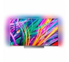 "Viedais TV Philips 55PUS8303 55"" LED 4K Ultra HD WIFI Sudrabs"