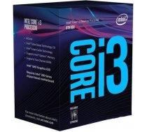 CPU CORE I3-8100 S1151 BOX 6M/3.6G BX80684I38100 S R3N5 IN
