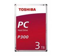 HDD SATA 3TB 7200RPM 6GB/S/64MB HDWD130UZSVA TOSHIBA