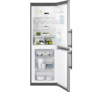 Electrolux ledusskapis (sald.apakšā) (175 cm)EN3201MOX