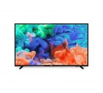 Akcija! PHILIPS Ultra Slim 4K UHD LED Smart  televizors 50PUS6203/12