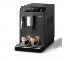 Philips 3000 series Espresso machine HD8827/09 Built-in milk frother, Fully automatic, 1850 W, Black
