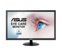 "Asus LCD VP228DE 21.5 "", TN, FHD, 1920 x 1080 pixels, 16:9, 5 ms, 200 cd/m², Black, Eye Care, Flicker Free, Blue Light Filter, Anti Glare"