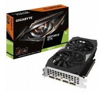 Gigabyte GV-N166TOC-6GD 1.0A NVIDIA, 6 GB, GeForce GTX 1660 Ti, GDDR6, PCI Express 3.0, Processor frequency 1800 MHz, HDMI ports quantity 1, Memory clock speed 12000 MHz