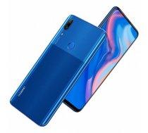 "Huawei P Smart Z Blue, 6.59 "", IPS LCD, 1080 x 2340 pixels, Internal RAM 4 GB, 64 GB, microSD, Dual SIM, Nano-SIM, 3G, 4G, Main camera 16+2 MP, Secondary camera 16 MP, Android, 9.0, 4000 mAh"