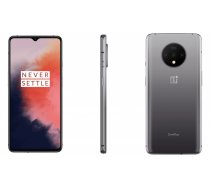 OnePlus 7T /Frosted Silver/128GB AMOLED, 1080 x 2400 pixels, Qualcomm SDM855 Snapdragon 855+, Internal RAM 8 GB, 128 GB, microSD, Dual SIM, Nano-SIM, 3G, 4G, Main camera 48+8+16 MP, Secondary camera 16 MP, Android, 10.0, 4085 mAh