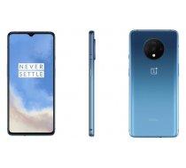 "OnePlus 7T Glacier Blue, 6.67 "", AMOLED, 1080 x 2400 pixels, Qualcomm SDM855 Snapdragon 855+, Internal RAM 8 GB, 128 GB, microSD, Dual SIM, Nano-SIM, 3G, 4G, Main camera 48+8+16 MP, Secondary camera 16 MP, Android, 10.0, 3800 mAh"