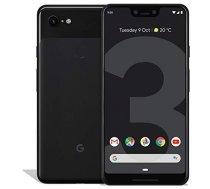 "Google Pixel 3 XL (Black) Single SIM 6.3"" P-OLED 1440x2960/2.5GHz&1.6GHz/128GB/4GB RAM/Android 9.0/microSD/microUSB,WiFi,4G,BT"