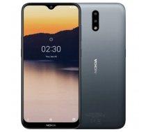 "Nokia 2.3 6.2 "", Charcoal, IPS, 720 x 1520 pixels, Mediatek MT6761 Helio A22, Dual SIM, Nano-SIM, 5.0, Internal RAM 2 GB, 32 GB, microSD, 3G, 4G, Main camera 13+2 MP, Secondary camera 5 MP, Android, 9.0, 4000 mAh"