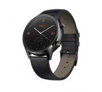 TicWatch C2 Smart watch, NFC, GPS (satellite), AMOLED, Touchscreen, Heart rate monitor, Activity monitoring 24/7, Waterproof, Bluetooth, Onyx
