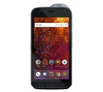 "CAT S61 Black, 5.2 "", IPS LCD, 1080 x 1920 pixels, Qualcomm SDM630, Snapdragon 630, Internal RAM 4 GB, 64 GB, microSDXC, Dual SIM, Nano-SIM, 3G, 4G, Main camera 16 MP, Secondary camera 8 MP, Android, 8.0, 4500 mAh"
