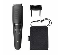 Philips Beard Trimmer BT3226/14 Cordless or corded, Step precise 0.5 mm, 20 lock-in length settings, Black