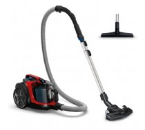 Philips Vacuum cleaner  PowerPro Expert FC9729/09 750 W, Bagless, 2 L, 67 dB, Black/Red
