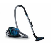 Philips Vacuum cleaner  PowerPro Compact FC9334/09 Bagless, Dry cleaning, Power 900 W, Dust capacity 1.5 L, 76 dB, Black/Blue