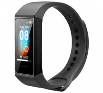 Xiaomi Mi Smart Band 4C Fitness tracker, Color TFT, Heart rate monitor, Waterproof, Bluetooth, Black