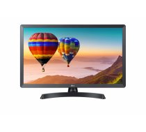 "LG TV Monitor 28TN515S-PZ 27.5 "", WVA, HD, 1366 x 768 pixels, 16 : 9, 8 ms, 250 cd/m², Black/Iron Gray, HDMI ports quantity 2"