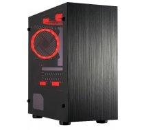 Case|GOLDEN TIGER|Raptor F-22|MidiTower|450 Watts|MicroATX|Colour Black|RAPTORF-22