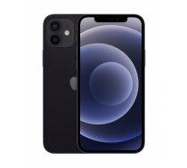 "Apple iPhone 12 Black, 6.1 "", XDR OLED, 2532 x 1170 pixels, Apple, A14 Bionic, Internal RAM 4 GB, 64 GB, Single SIM, Nano-SIM and eSIM, 3G, 4G, Main camera Dual 12+12 MP, Secondary camera 12 MP, iOS, 14, 2815 mAh"