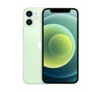 "Apple iPhone 12 mini Green, 5.4 "", XDR OLED, 2340 x 1080 pixels, Apple A14 Bionic, Internal RAM 4 GB, 64 GB, Single SIM, Nano-SIM and eSIM, 3G, 4G, Main camera Dual 12+12 MP, Secondary camera 12 MP, iOS, 14, 2227 mAh"