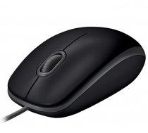 MOUSE USB OPTICAL B110 SILENT/BLACK 910-005508 LOGITECH