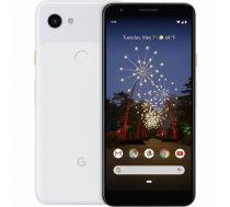 "google Pixel 3a XL White, 6.0 "", OLED, 1080 x 2160 pixels, Qualcomm SDM670 Snapdragon 670, Internal RAM 4 GB, 64 GB, Single SIM, Nano-SIM, 3G, 4G, Main camera 12.2 MP, Secondary camera 8 MP, Android, 9.0, 3700 mAh"