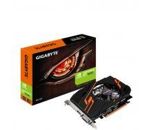 GIGABYTE Grafiskā karte GV-N1030OC-2GI GeForce GT 1030