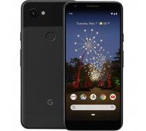 GOOGLE Viedtālrunis Google Pixel 3a 64GB (Black) Pixel 3a