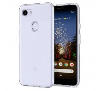 GOOGLE Viedtālrunis Pixel 3a Clearly White Pixel 3A