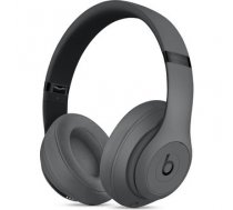 Apple Beats Studio3 Wireless Over-Ear Headphones - Grey