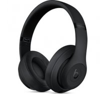 Apple Beats Studio3 Wireless Over-Ear Headphones - Black