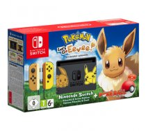 Nintendo Switch - Pokemon: Let's Go, Eevee! Limited Edition