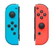 Nintendo Switch Joy-Con Pair Neon Red / Blue
