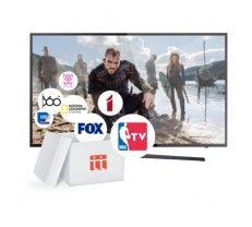 Samsung UE50KU6072 ar Interaktīvo TV