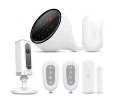 SMANOS Wi-Fi/PSTN Alarm System, Wi-Fi Cam kit W100i