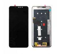 LCD screen Xiaomi Redmi Note 6 Pro (black) ORG