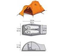 Ekspedīciju telts MSR Fury (05132)