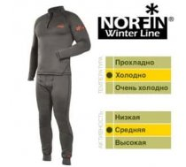 Termoveļa Norfin WINTER LINE GRAY S (3036001-S)