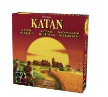 Galda spēle Katanas ieceļotāji CATAN
