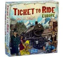 Days of Wonder galda spēle Ticket To Ride Europe