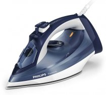 Philips PowerLife SteamGlide Gludeklis 2400 W (zils) - GC 2994/20