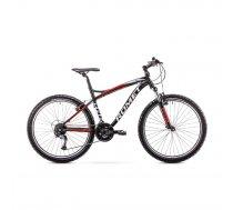 Kalnu velosipēds Romet Rambler Fit 26 melns/sarkans 2019 (1926685-20XL, 5000000221561)
