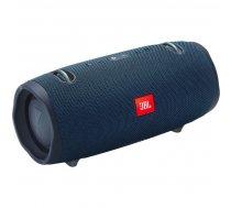 JBL mitrumizturīga bluetooth portatīvā skanda Xtreme, 15h,10000mAh, zila JBLXTREME2BLUEU