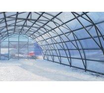Profesionālā polikarbonāta siltumnīca AGRO 2 17.64 m2