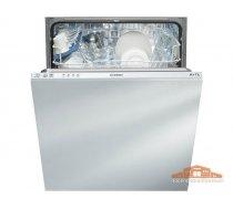 Indesit DIF04B1 Ecotime 11L A+ - 13 plauktu iebūvējama trauku mazgājamā mašīna