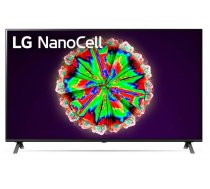 """LG 55NANO803NA 55"""" (139 cm), Smart TV, webOS, 4K NanoCell, 3840 x 2160, Wi-Fi, Black"""