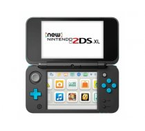 """Nintendo New 2DS XL portable game console Black,Turquoise 12.4 cm (4.88"""") Touchscreen Wi-Fi"""